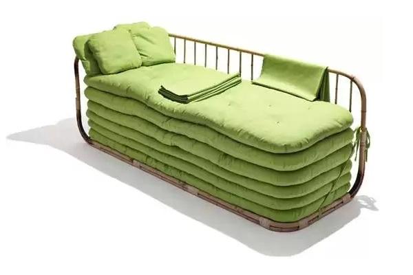 Софа We are Family - многослойная кровать в стиле'Принцессы на горошине'