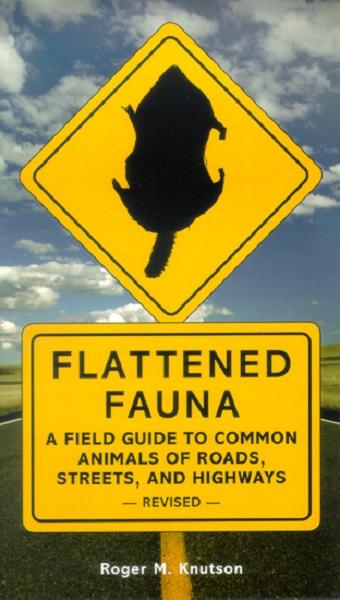 Необычный путеводитель Flattened Fauna от Roger M. Knutson