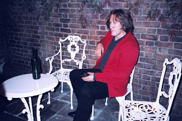 Восковая скультура 'нового русского' Gerard Depardieu в Madame Tussaud's museum в Лондоне
