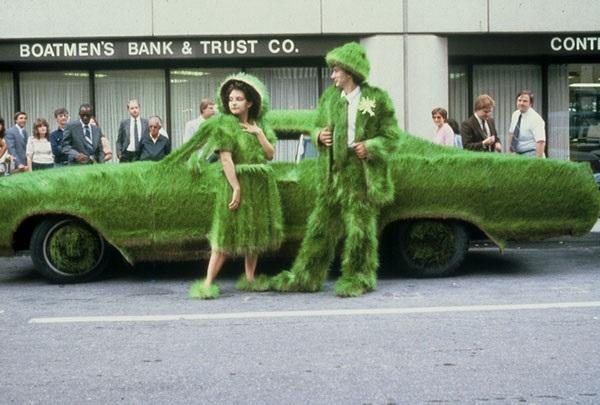 'Зеленый' 'хэнд-мейд тюнинг' от Gene Pool