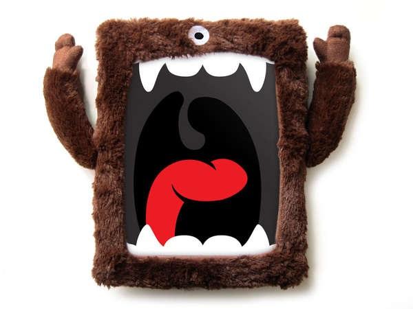 Креативный чехол для iPad из коллекции Grinning Monster iPad Cases
