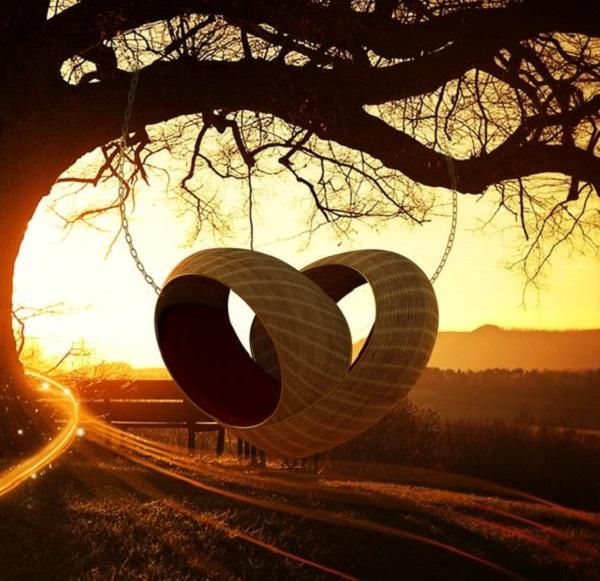 Гамак для влюбленных от Victor M. Aleman