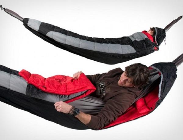 Гамак-спальный мешок от Grand Trunk