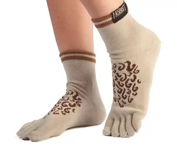 Hobbit Socks - необычные носки для согрева ног и хорошего настроения в стиле 'Властелина колец'