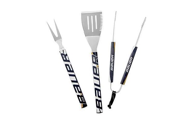 Столовые приборы для фанатов хоккея и любителей барбекю
