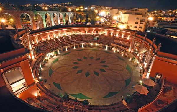 Отель Quinta Real в Мексике