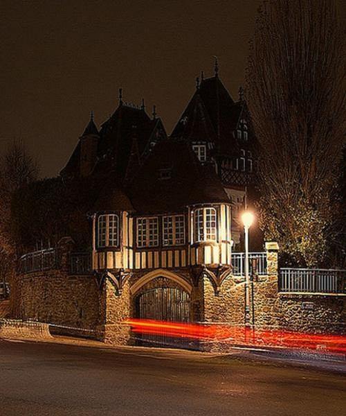 Дом Бэтмана