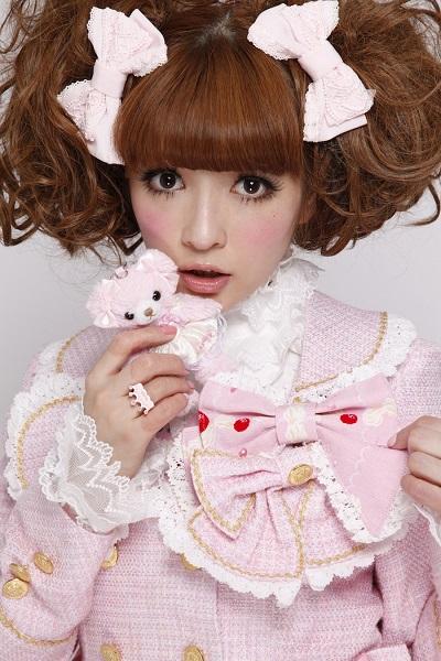 Японский молодежный стиль Ama rori