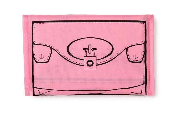 Shopper-holic - женственная эко-сумка от Just Mustard