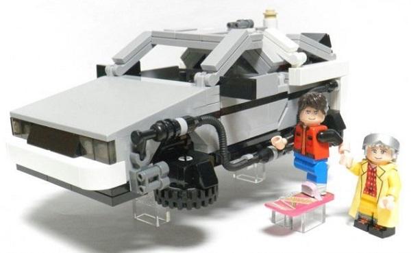 Конструктор   – одна из лучших игрушек-новогодних подарков для мальчиков
