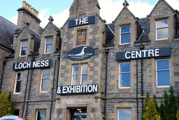 Loch Ness Centre и выставка в Шотландии