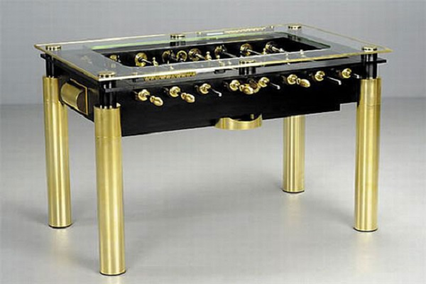 The Foosball Table of Kings-Lux Gold от BlingMyThing