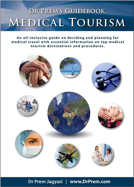 Необычный путеводитель Dr. Prem's Guidebook on Medical Tourism