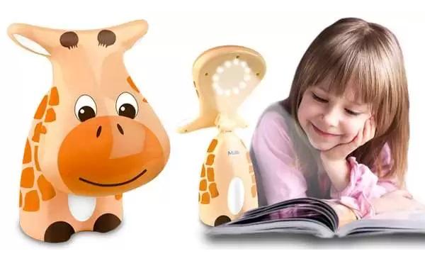 – креативный светильник-игрушка для детских комнат