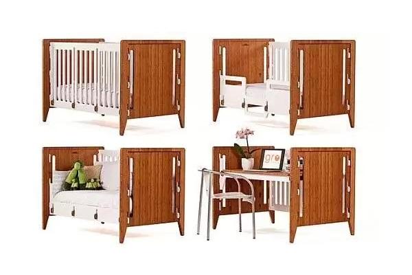 GRO Furniture Modular – оригинальная детская кроватка, растущая вместе с малышом