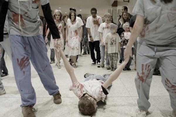 The Monroeville Zombies в Пенсильвании