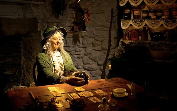 Museum of Witchcraft в Корнуэлле