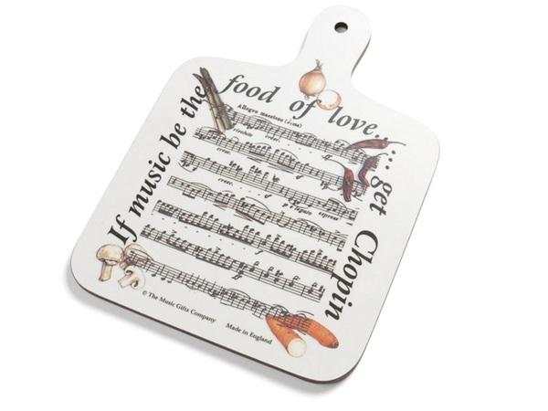 Разделочная доска Get Chopin Cutting Board