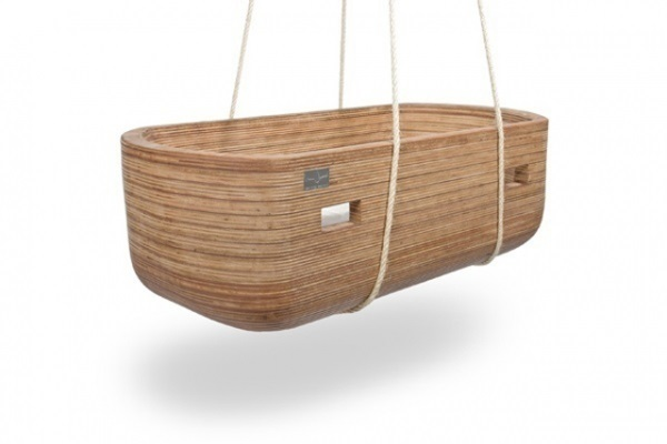 Noah crib – оригинальная кроватка для самых маленьких, оформленная в библейской стиле