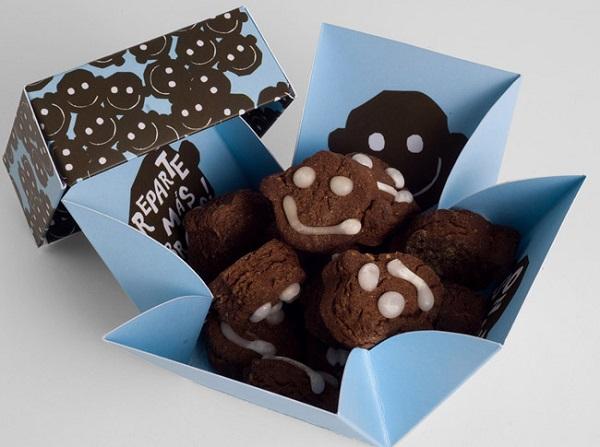 Печенье Obamitos от испанских кондитеров из Neos Brand