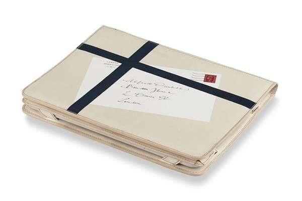 Dunhill iPad Cover - мужской ретро-чехол для iPad