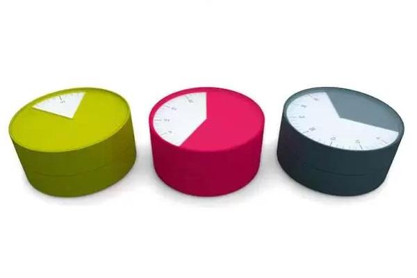 Кухонные таймеры Pie Timer от DesignWright