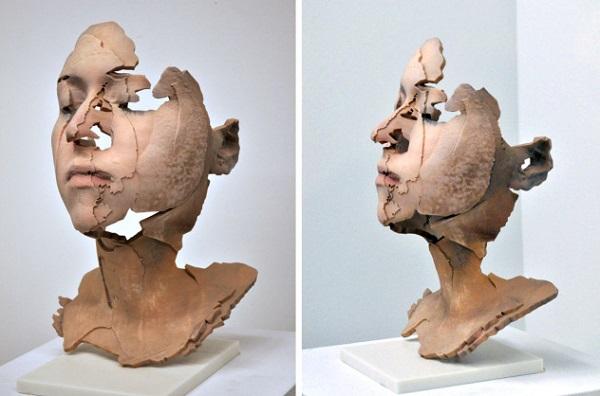 Скульптура, распечатанная на 3D принтере