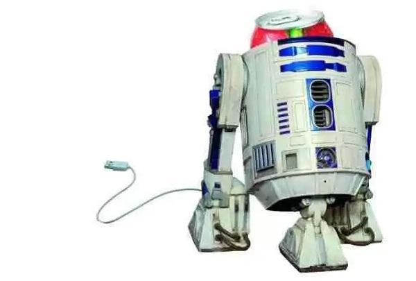 Мини-холодильник R2-D2 Micro Fridge