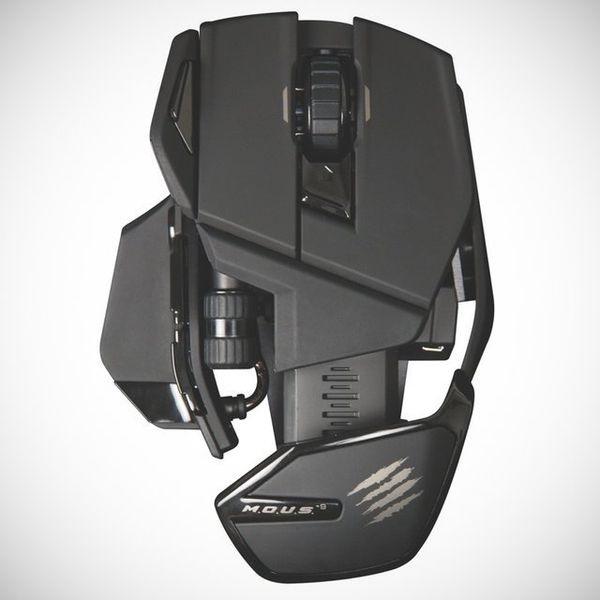 Игровая мышь RATM Wireless Gaming Mouse - один из лучших гаджетов-новогодних подарков для мужчин