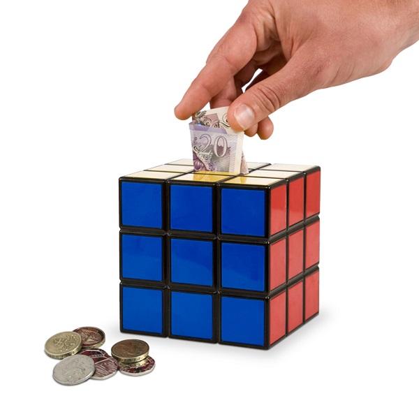Rubik's Cube Bank - оригинальная версия кубика Рубика