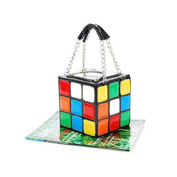 Дамская сумочка-'кубик Рубика'