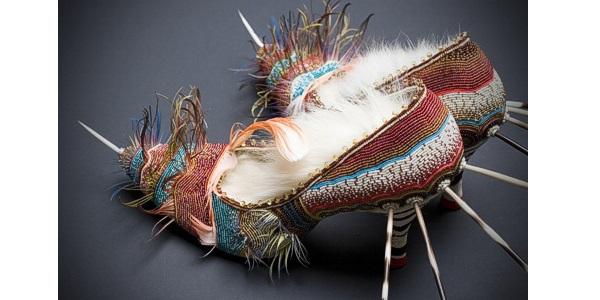 Неуязвимые туфли от Марины Демпстер