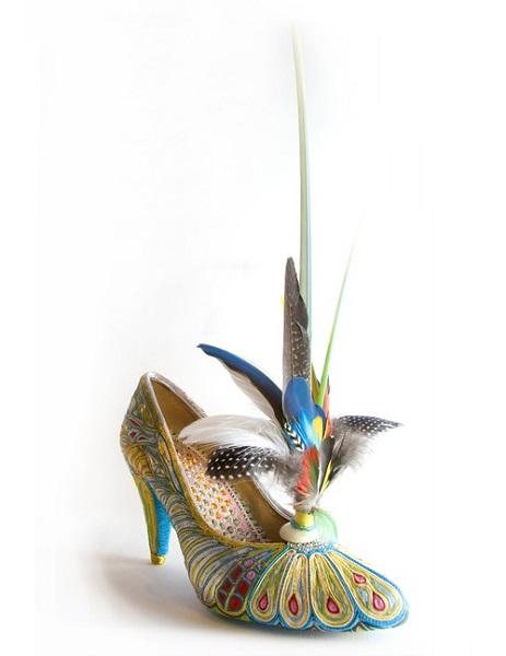 Буйные туфли от Марины Демпстер