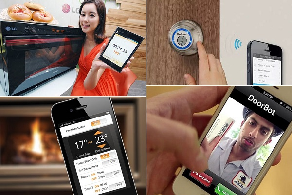 Домашние гаджеты, которыми можно управлять со смартфонов