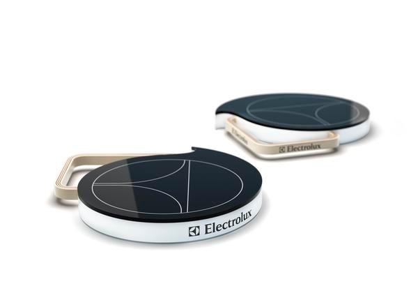 Камфорка Electrolux, которой можно управлять со смартфонов