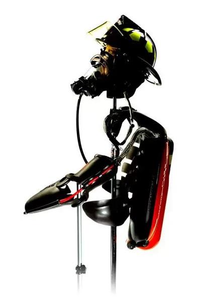 PyroPack - роботизированная амуниция для пожарных от Scott Summit