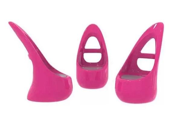 Стулья в форме туфель Desire Chair