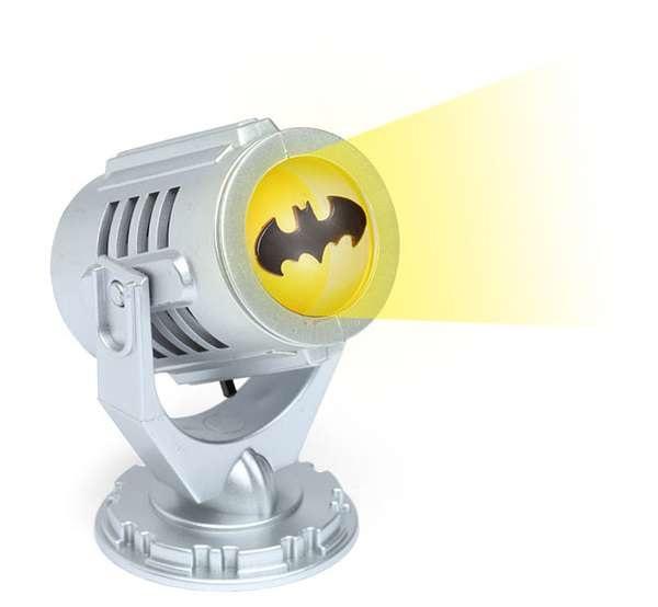 Мини-копия сигнального фонаря Бэтмэна