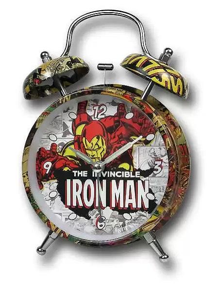 Будильник Iron man от Marvel