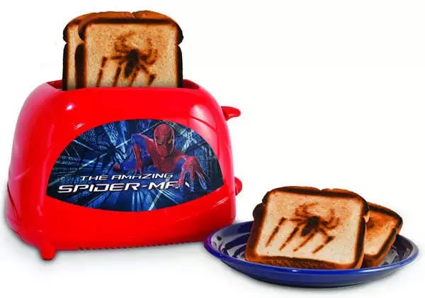 Spiderman Toaster от Marvel и Pangea Brands