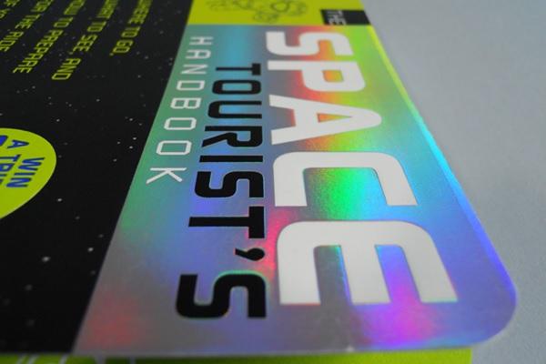 Необычный путеводитель The Space Tourist's Handbook от Eric C. Anderson и Joshua Piven