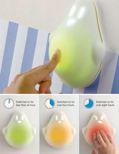 Tio Ghost Light – креативный светильник для детских комнат