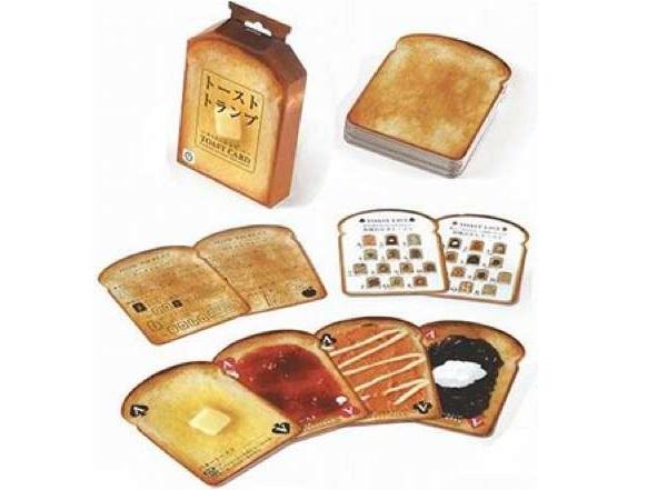 Игральные карты Toasts из японского магазина Trend Shop