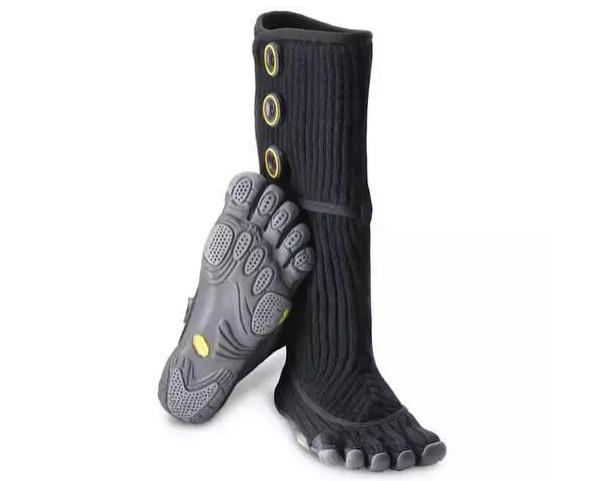 Оригинальная зимняя обувь Vibram FiveFingers Cervinia