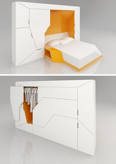 Boxetti Private - модульная спальня от Rolands Landsbergs