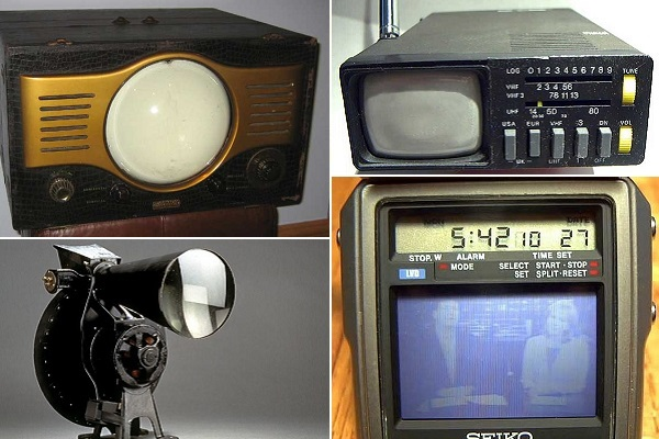 Эволюция телевизора: обзор ретро-техники для просмотра кино