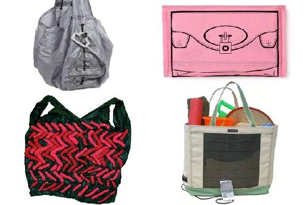 Дизайнерские эко-сумки на все случаи жизни