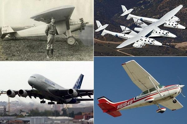 Знаковые самолеты в истории гражданской авиации