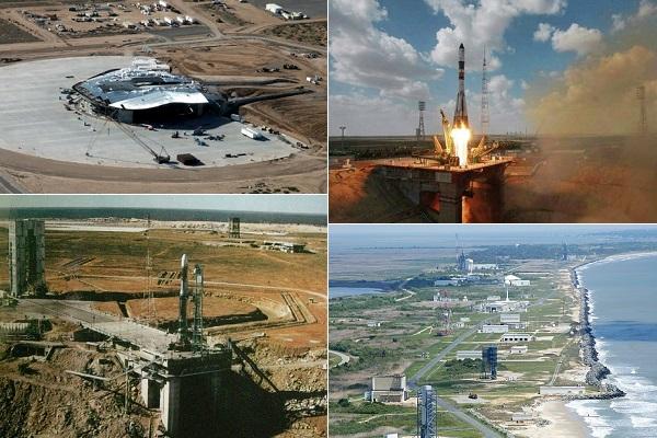 Самые выдающиеся космодромы нашей планеты