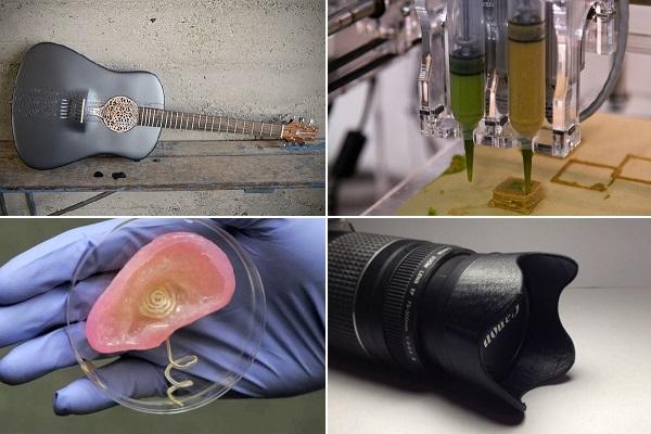 Полезные вещи, которые можно распечатать на 3D принтере